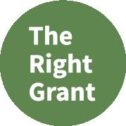 The Right Grant Logo